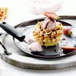 草莓季不能錯過的冰淇淋,簡單到只需二十分鐘