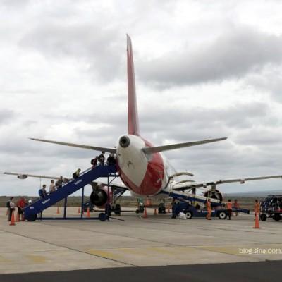 搭乘12个航班来去秘鲁、厄瓜多尔