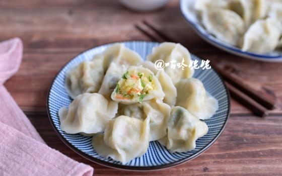 【土豆素水饺】:你吃过用土豆包的水饺吗
