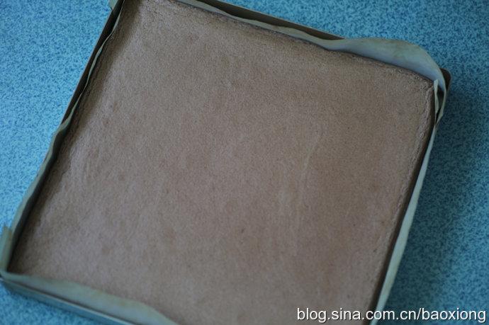 巧克力梦龙蛋糕,一口咬下去会让你忘掉原版是什么味道