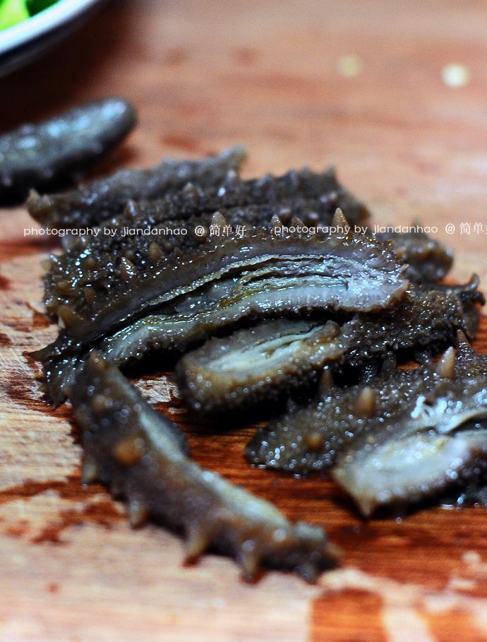 【海参炒辣椒】太太乐蘑菇精本精助力,家常菜鲜出新高度