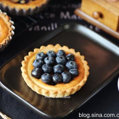 不可错过一年中蓝莓最便宜的季节,蓝莓派做起来