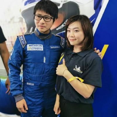女司機的方程式賽車初體驗,腎上腺素飆升有助于保持年輕