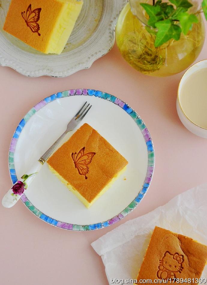 【古早味蛋糕】入口即化,蓬松柔软如宝宝脸
