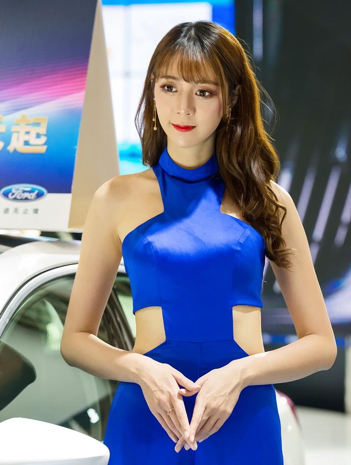 【厦门】为啥车展都少不了美女车模?