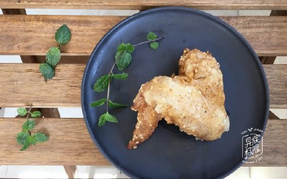 十二道鋒味之家庭版雞翅做法
