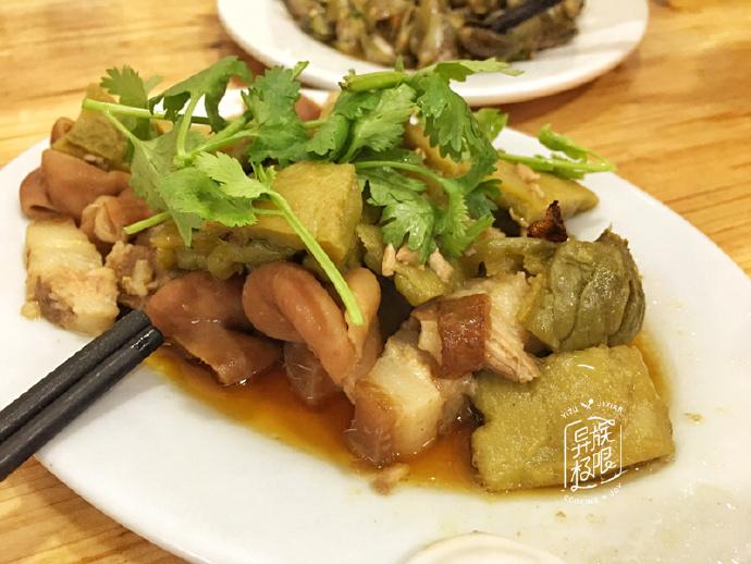 三伏天,這樣的飯菜最可口,88元,四道菜