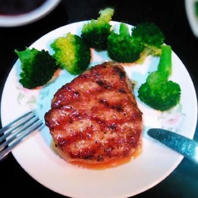 香香的嫩嫩的——【香煎猪排】