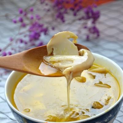 能鲜到一锅见底的松茸鸡汤