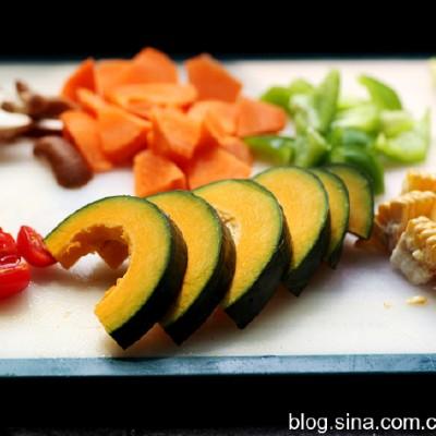 好吃不長肉,誰說不可能?還能吃出水嫩好皮膚,烤蔬菜吃起來