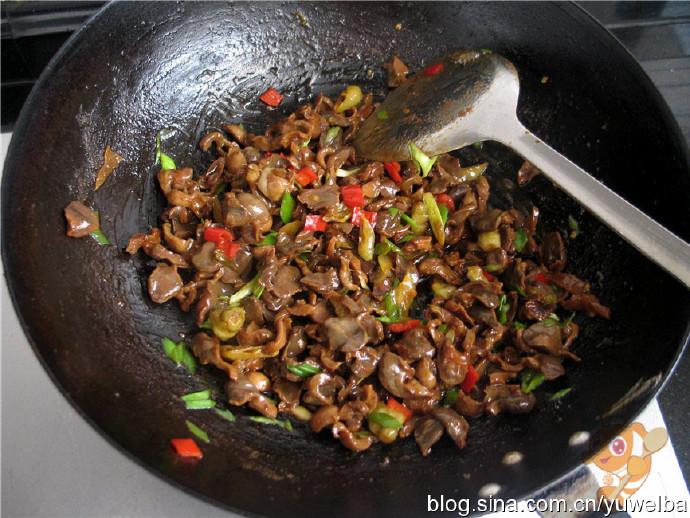 泡椒鸡肾全国人民都爱的下饭菜
