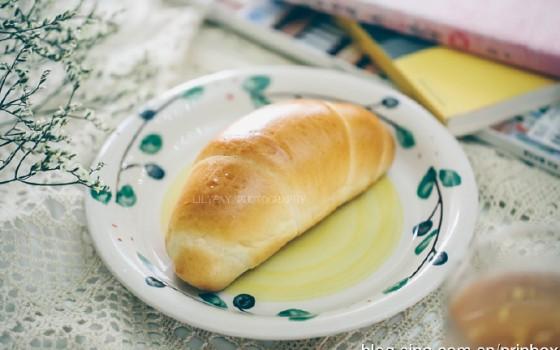 基礎面包卷(小白也能上手)