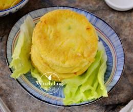 【南瓜煎饼】秋季要多吃,皮肤水灵灵,活成少女样
