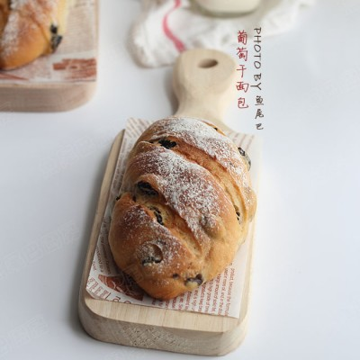 葡萄干面包,秋收的日子,来份充满能量的果仁面包