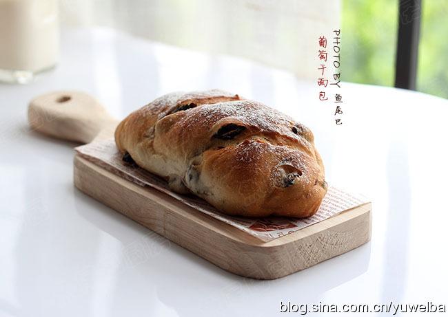 葡萄干面包,秋收的日子,來份充滿能量的果仁面包