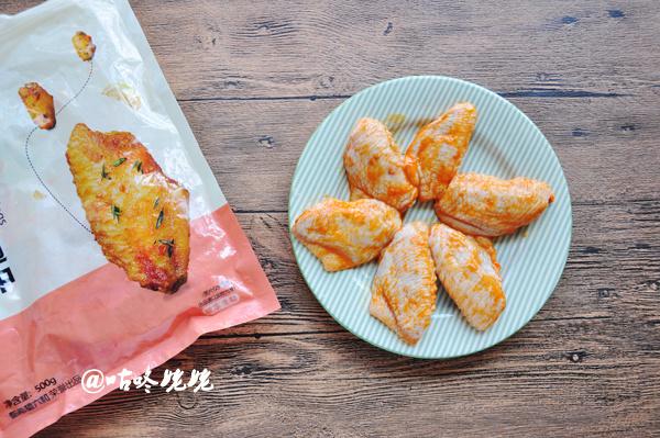 【微波鸡翅】:6分钟把美味端上桌