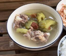 这个秋季,用排骨煲汤,真的在炫富吗