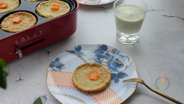 芹菜早餐饼比鸡蛋灌饼受欢迎