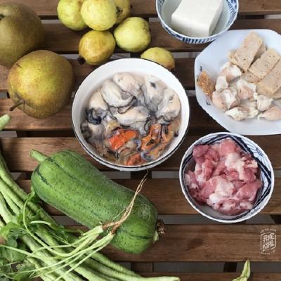 肉比海鲜贵,看看我家40元不到,怎么安排一天两餐,还有水果零食