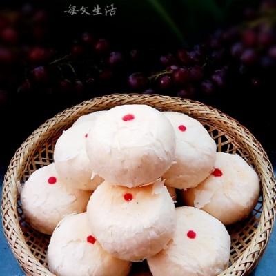 预热中秋——【红豆沙酥皮月饼】