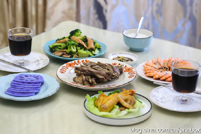 2019中秋晚餐
