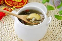 分享6道汤水营养又好做,暖胃健脾,秋季要多喝