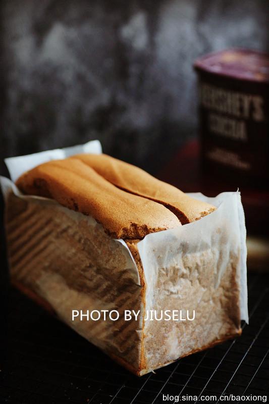 蛋糕吐司,這樣做面包你試過沒