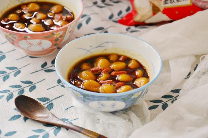 【黑糖南瓜圆子】暖心暖胃补气血,秋风后多吃好