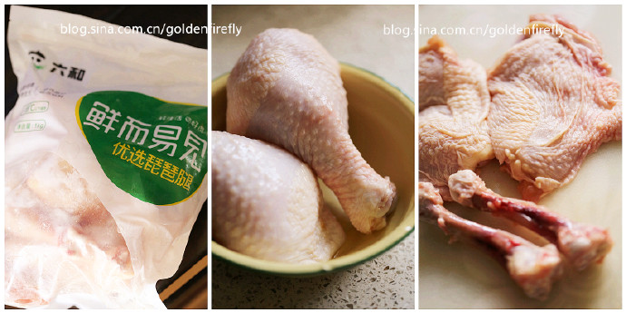 入秋养身美食-麻油鸡焖饭