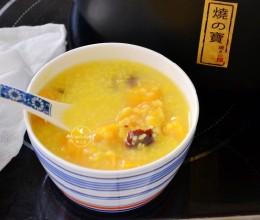 【小米气血粥】暖胃养气血,排毒防便秘,深秋最营养的粥