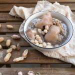 半只猪蹄48元,加入它炖成一大锅汤,全家吃得很乐呵