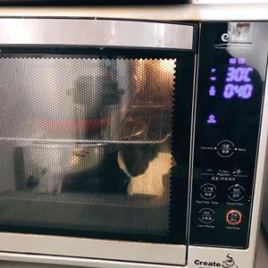 酵母版紫米华夫饼【假期值得做的美味】