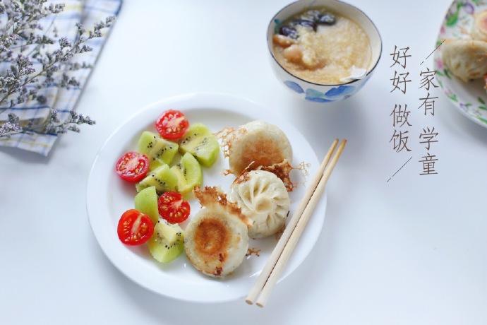 小学生秋季早餐集(9月完整版)
