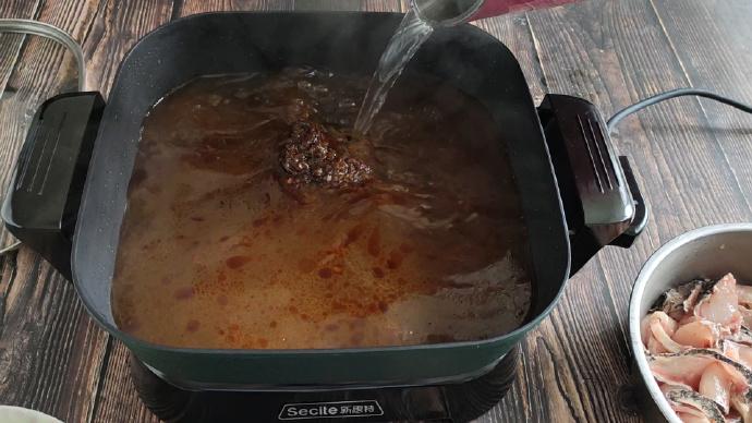 超简单超美味的水煮鱼