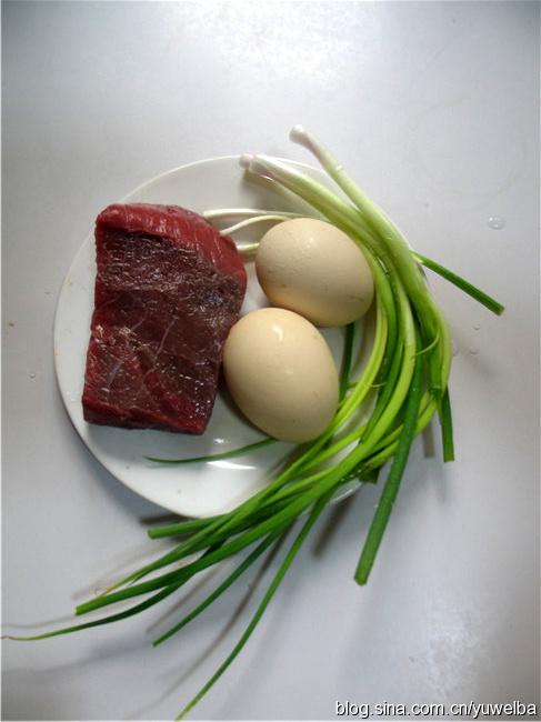 牛肉炒鸡蛋,寒露过后可多吃这菜,营养美味易消化