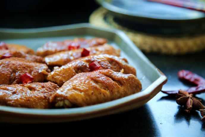 麻辣鸡翅的做法,美味下饭,吃不够,试试看