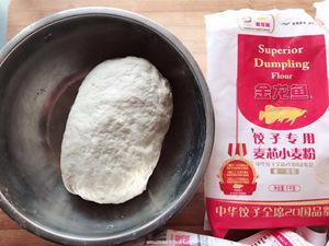 无肉也照样好吃的三鲜水饺