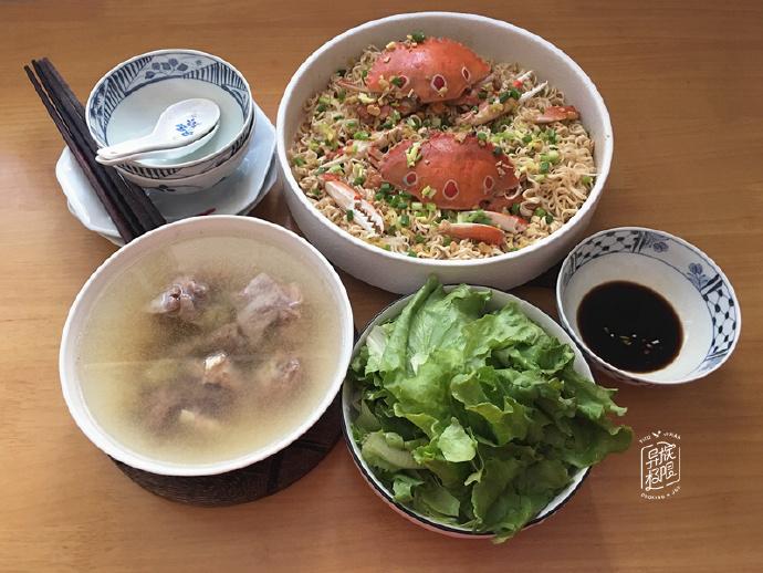 晒晒我家一周的午餐,每天海鲜不重复,比肉香