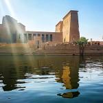"""【埃及】一座从湖水里""""打捞""""出来的世界遗产"""