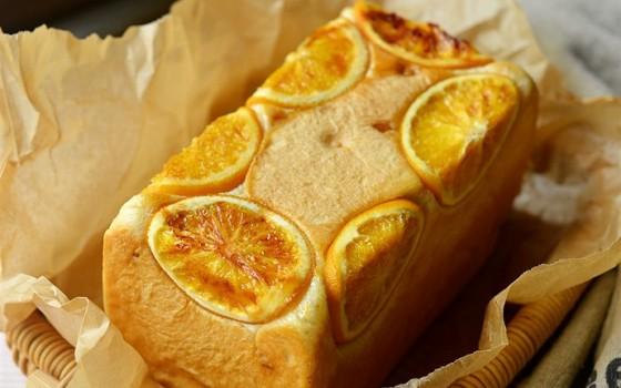 香橙吐司--橙香四溢的清香味道