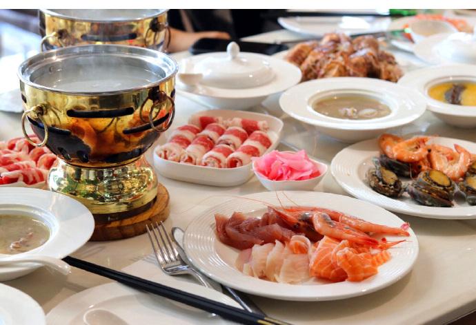 【北京】吃喝玩乐最佳据点:海鲜不限量,温泉舒坦泡,性价比最高的海鲜自助!