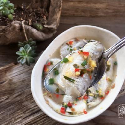 海魚的100種吃法之二,海邊人吃不厭的佃魚做法,上桌湯汁都不剩