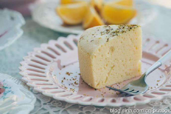 【早餐°】2019-11-21:桂花椰子油蒸大米蛋糕/冰糖橙/卡布奇诺