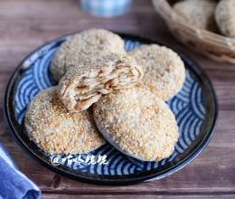 【椒香麻酱烧饼】:口感外酥里嫩经典家庭做法