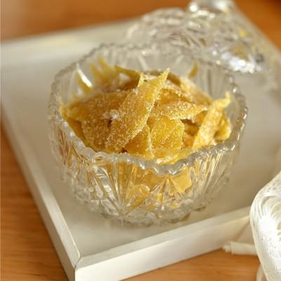 柚子皮糖----变废为宝的小零食