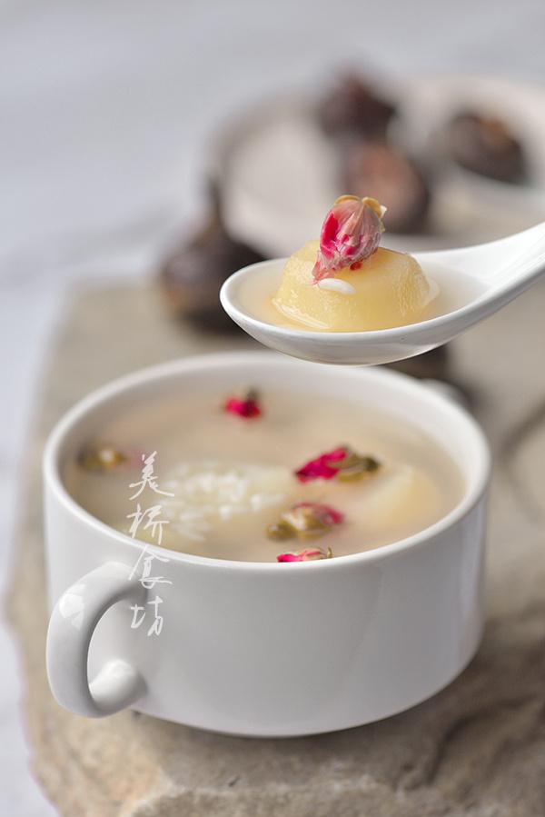 暖胃又暖心的马蹄甜汤