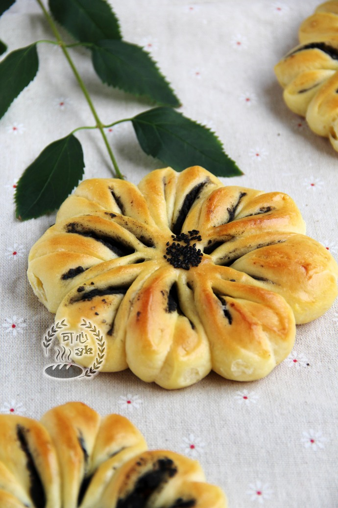 抹茶紅豆華夫餅(發酵版)