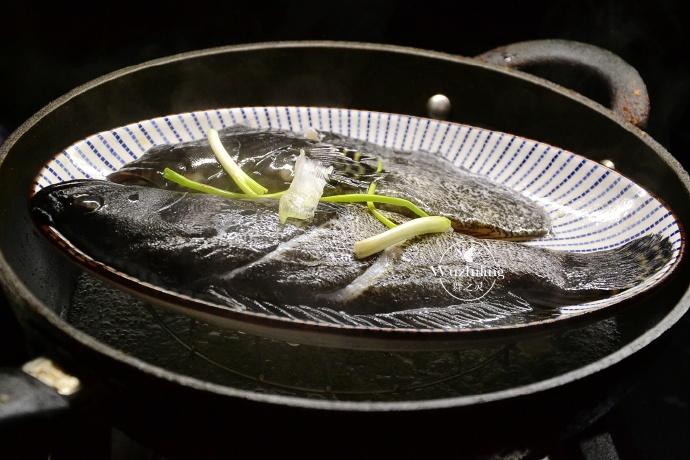 【清蒸龙胆鱼】鲜美肉嫩,孩子常吃壮筋骨,个头猛着长
