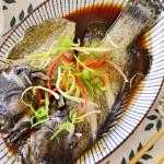 【清蒸龍膽魚】鮮美肉嫩,孩子常吃壯筋骨,個頭猛著長