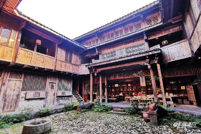 和父母的閩南漫旅行之漳州篇,棲身百年土樓中
